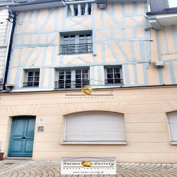 Offres de vente Rez de jardin Pont-de-l'Arche 27340