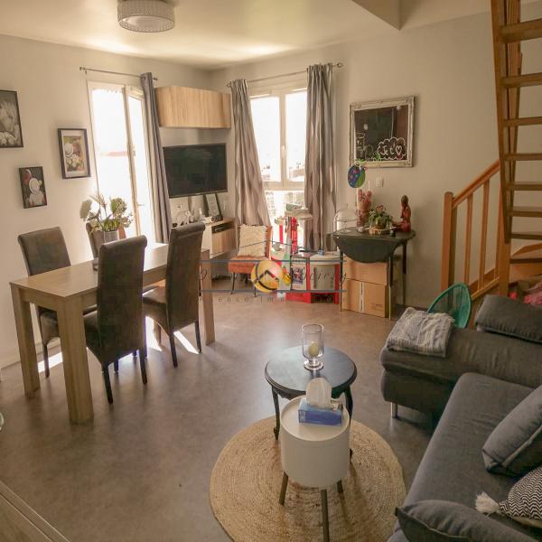 Offres de vente Duplex Val-de-Reuil 27100