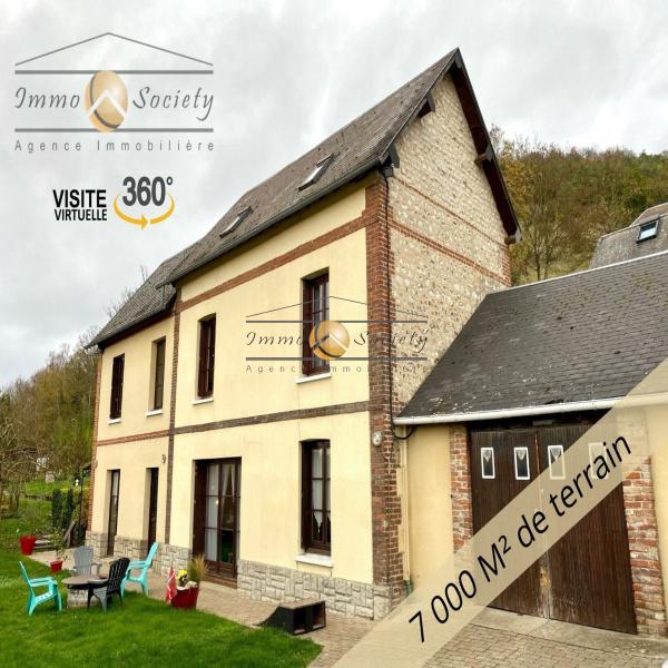 Offres de vente Maison Amfreville-sous-les-Monts 27590