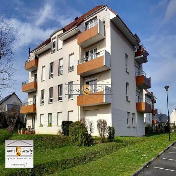 Offres de vente Appartement Saint-Étienne-du-Rouvray 76800