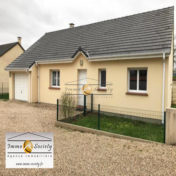 Offres de vente Maison Romilly-sur-Andelle 27610
